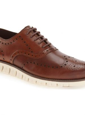 'ZeroGrand' Wingtip Oxford