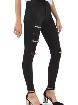 Joni Super Rip Crop Skinny Jeans