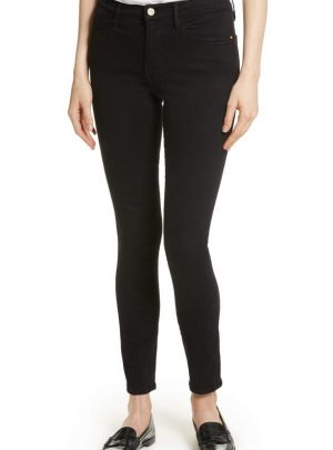 Le Color High Waist Skinny Jeans