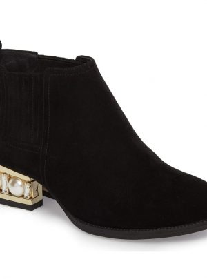 Metcalf Embellished Bootie