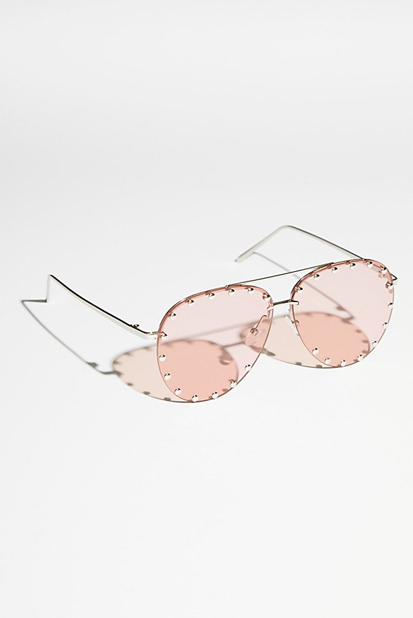 Trend Alert: Colored Sunglasses